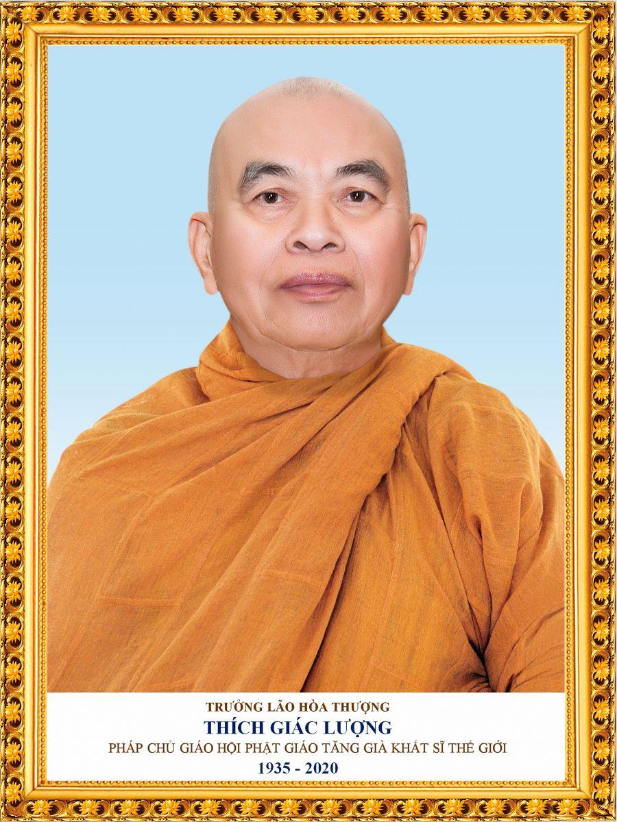 Thông báo Lễ Tưởng niệm Giác linh Cố Trưởng lão Hòa thượng Thích Giác Lượng